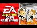 EA Removes Origin's Free Games! - Rerez Hot Take