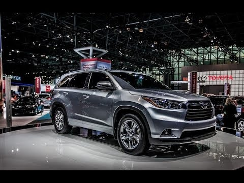 2019 Toyota Highlander Redesign Review Amp Price You Need