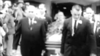 November 18, 1961 - President John F. Kennedy at Funeral Services for Sam Rayburn in Bonham, TX
