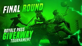 Season 11 Royale Pass Giveaway Tournament / Final Match