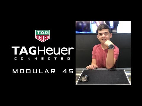 Max Levinson Reviews TAG Heuer Modular 45 pros/cons