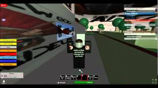 Noob hacker caught on tape ROBLOX ENCLADEUS