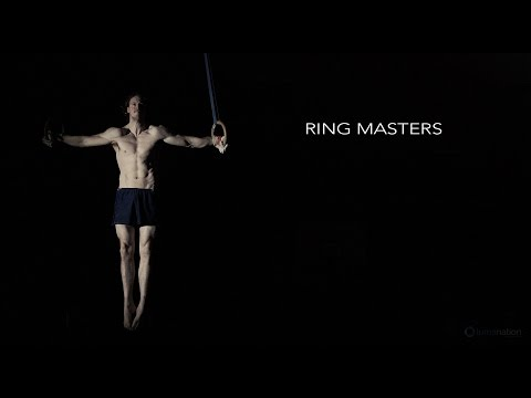 Ring Masters - Bodyweight training using the Olympic rings.