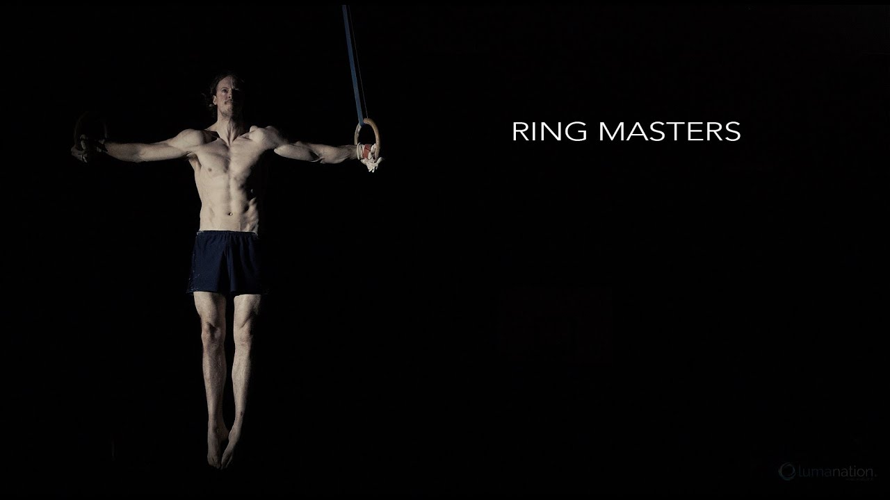 Ring Masters Bodyweight Training Using The Olympic Rings