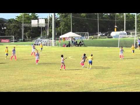 Hispania U11 Div 1 vs Bairoa - 1er Tiempo - Parte I