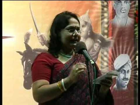 Mamta sharma part 3 in ajadi ke swar 2010 kavi sammelan