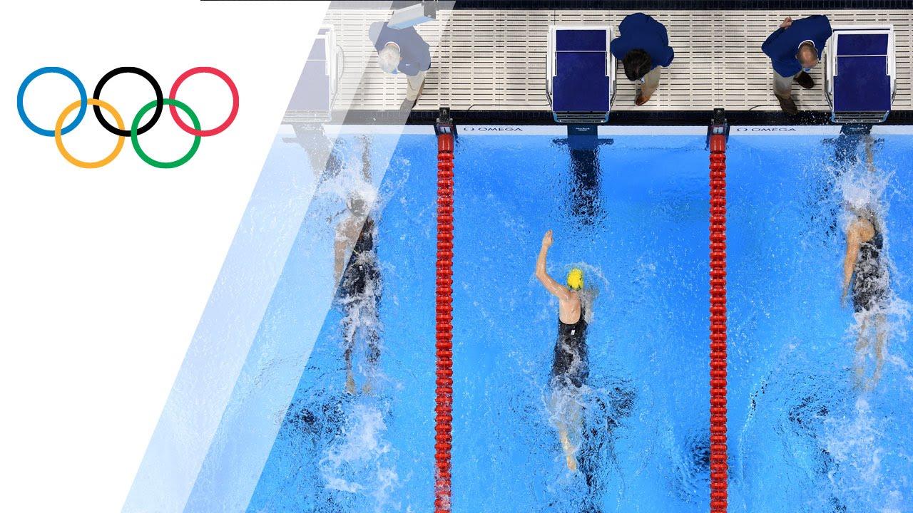 Rio Replay: Women's 100m Freestyle Final - YouTube