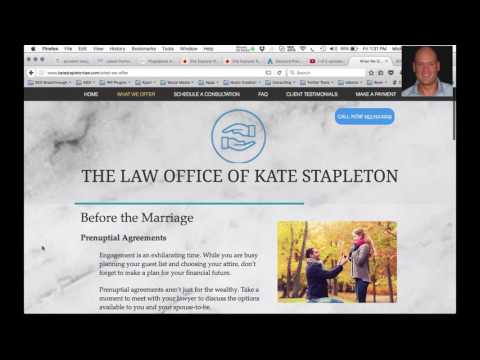 Accident Lawyer Seattle WA - A Review by Seattle SEO Expert on Kate Stapleton