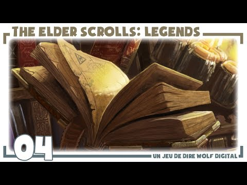 Académie en panique [The Elder Scrolls: Legends | DLC Retour à la Cité mécanique | Episode 4]