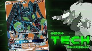 Zygarde GX Pokemon TCG Standard Deck Profile! | Deck Tech Thursday #96