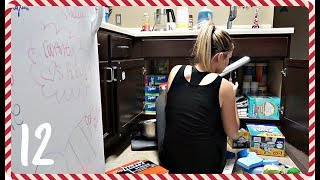 CLEANING DAY | VLOGMAS DAY 12
