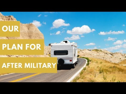 What about our plans for after the military? Air Force Reenlistment [Military Spouse Guides]