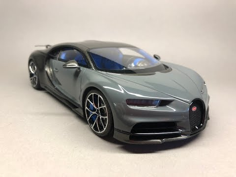 Alpha Model: Bugatti Chiron Part 5