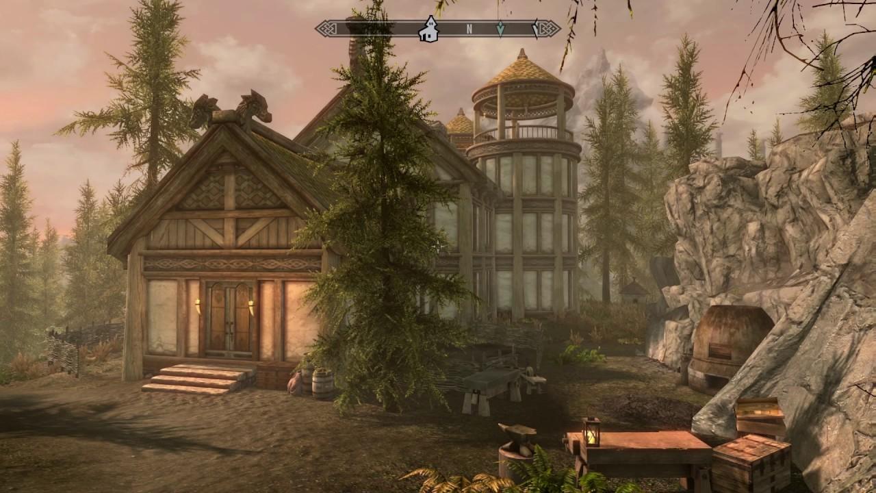 Skyrim Haus Seeblick