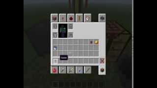Minecraft 1.6.2 Simya Standı Ve İksir Yapımı