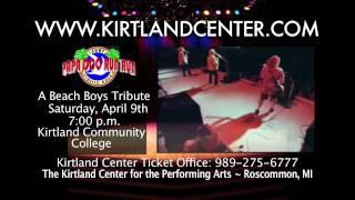 "Papa Doo Run Run ""A Beach Boys Tribute"" - April 9th, 2011 - T.V. Ad"