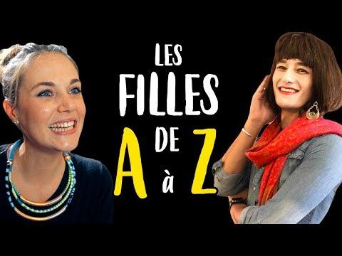 LES FILLES DE A à Z - JIGMÉ
