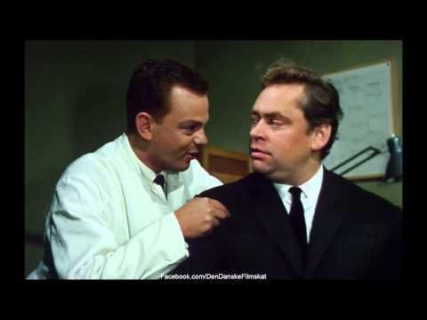 Majorens oppasser (1964) - Psykolog