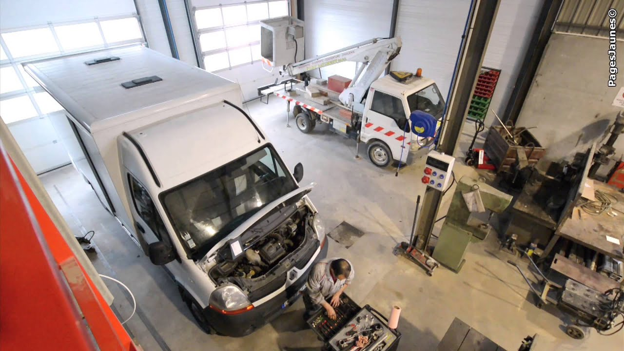 Moreaud v i chateaubernard garage poids lourds for Garage poids lourds angers