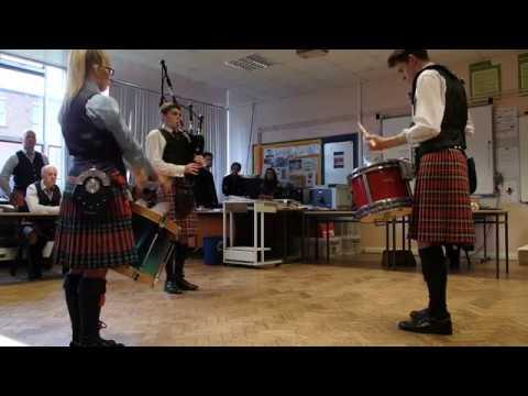 Bethany Jack - Grade 1 Tenor Drumming - Ulster Solo Championships 2017