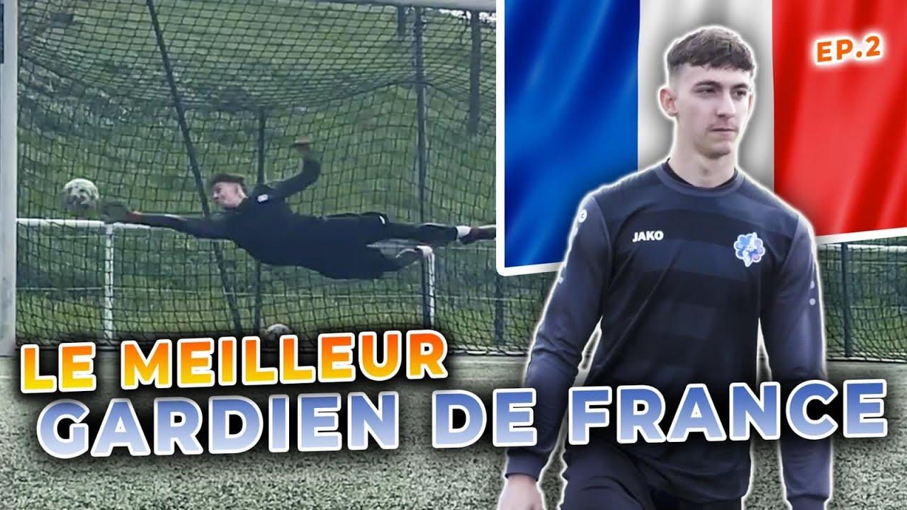 LE MEILLEUR GARDIEN DE FRANCE EST TOULOUSAIN ?! (Football Challenge)