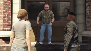 Mike gta 5 online funny moments #10