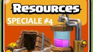 Spéciale Ressources #4 / Clash of Clans