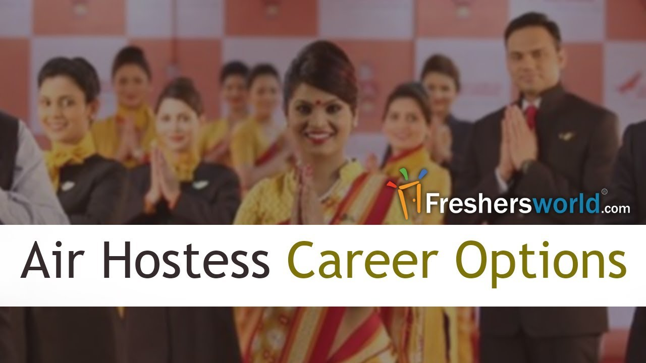how to get air hostess job