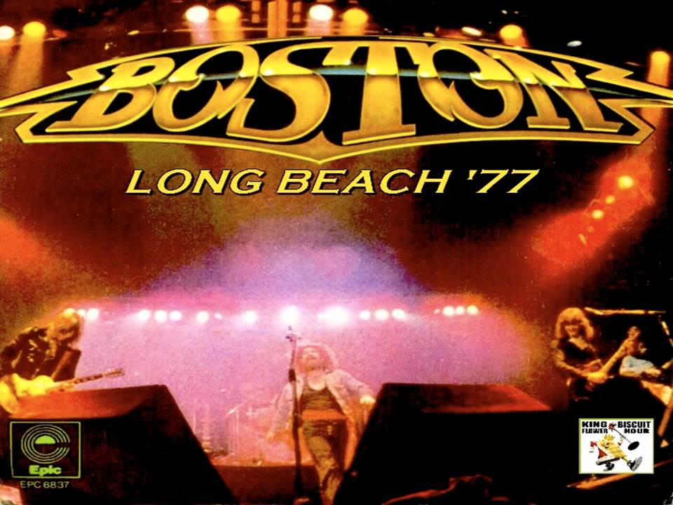 Guitar Solo/Untitled Blues Song - Boston KBFH (aka Live in ...