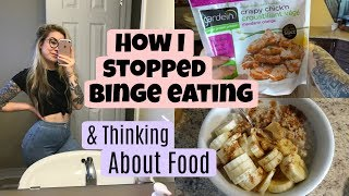 One of Jen Brett's most viewed videos: Full Day of Eating // How I Stopped Binge Eating & Thinking About Food