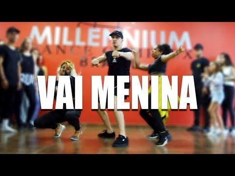 VAI MENINA - Pedro Sampaio I Coreógrafo Tiago Montalti