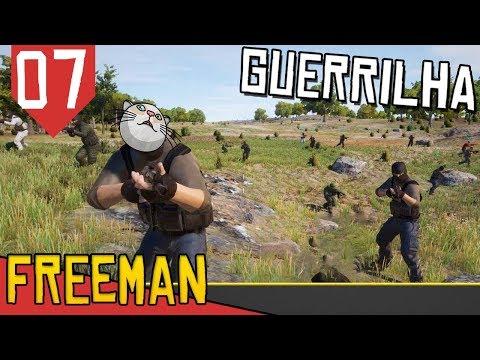 Como Capturar essa Base?! - Freeman Guerrilla Warfare #07 [Série Gameplay Português PT-BR]