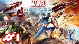 Marvel Heroes 2015 #1 FR