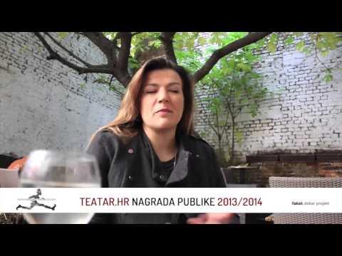 TNP - Upoznajte nominirane: Dora Ruždjak Podolski