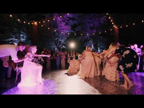 Our Wedding Weekend: Surprise Bridesmaids Dance!