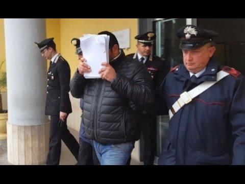 Santa Maria CV (CE) - Bambini Come Corrieri Della Droga: 42 Arresti Tra Napoli E Caserta (08.02.16)