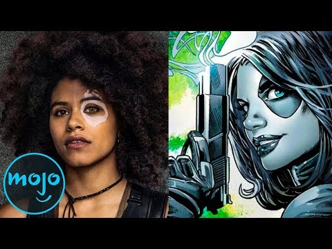 Superhero Origins: Domino