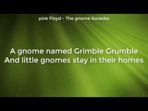 Pink Floyd - The gnome Karaoke