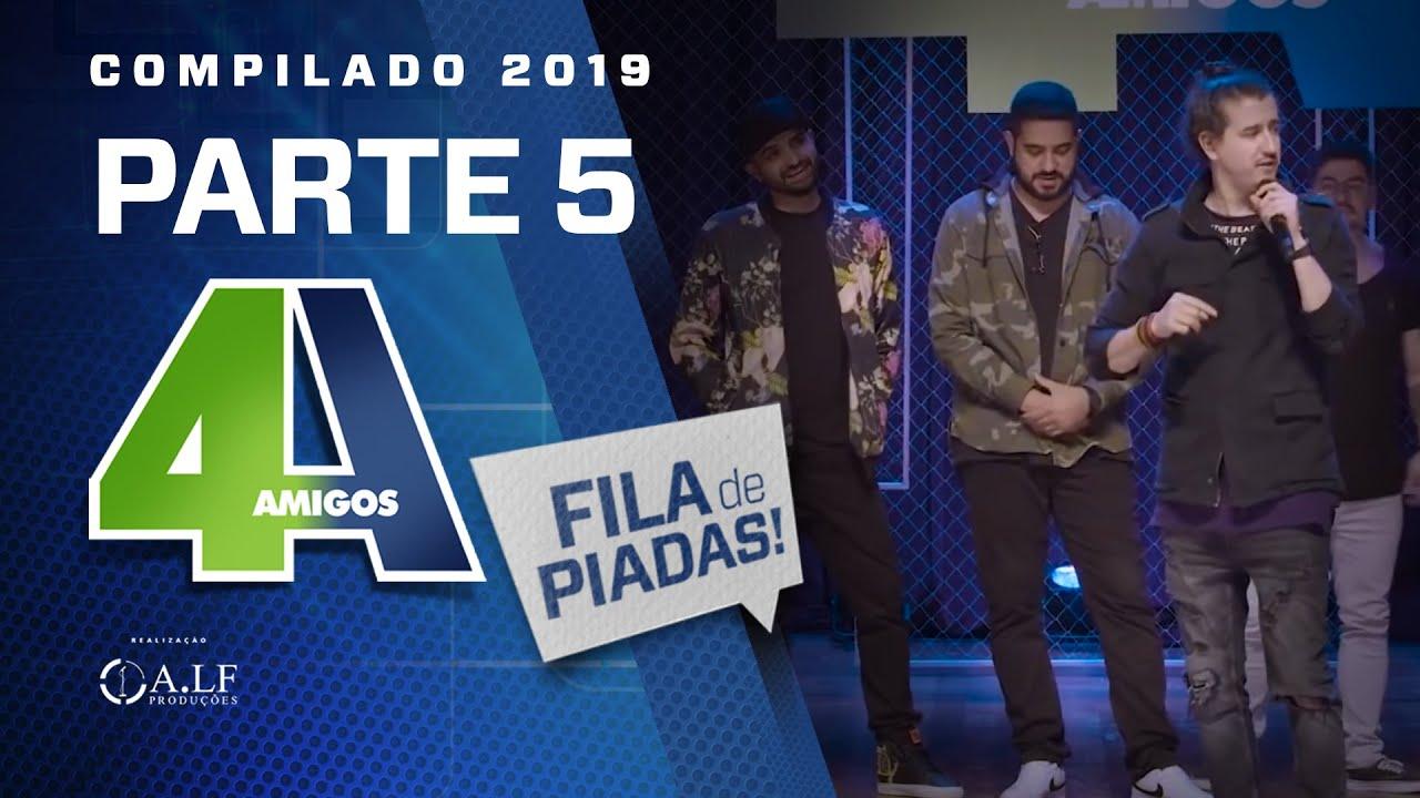 COMPILADO FILA DE PIADAS - 2019 - #5