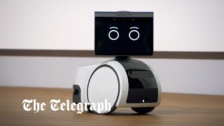 video: Meet Amazon's Astro, the £1,000 robot that patrols your house and detects intruders