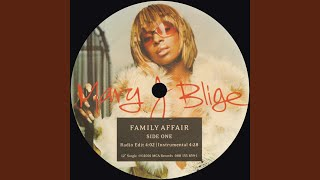 Family Affair (Instrumental)
