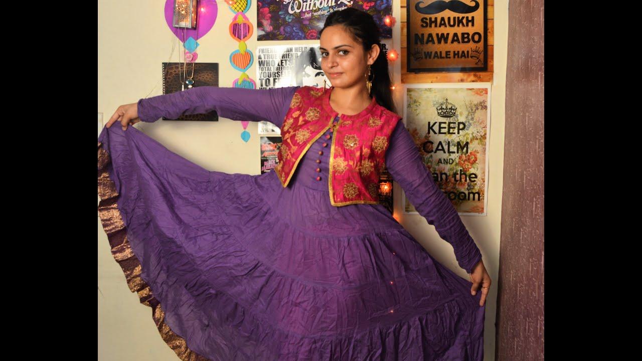 457279cf5c24 Indo Western dresses 2016