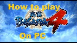 RPCS3 Setup guide - How to play Sengoku BASARA 4 & Sumeragi On PC