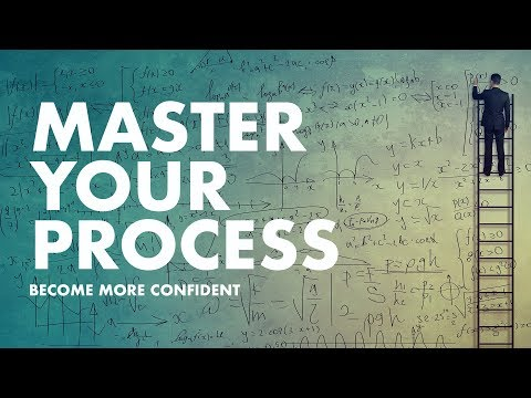 Master Your Process— Become More Confident NAB Talk 2017