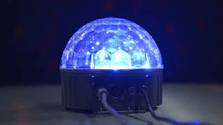 Сфера Fun Generation LED Diamond Dome RGBWA UV