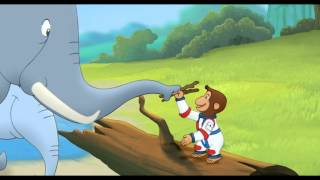 Curious George 3: Back to the Jungle - Sneak Peek - Own it on DVD 6/23
