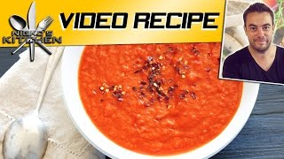 How To Make Tomato Soup - Video Recipe