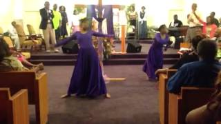 New Life Holiness Amazing by Hezekiah Walker Praise Dance