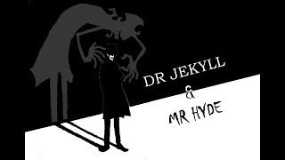 Доктор Джекилл и мистер Хайд 1 серия Рисуем мультфильмы 2 