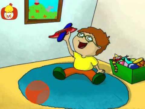 Nace un dibujo jugando en casa para ni os youtube - Dibujos infantiles de ninos jugando ...